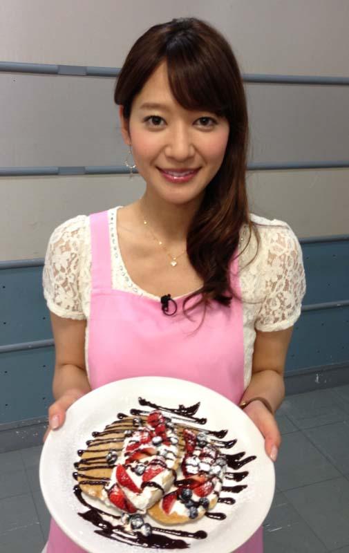 吉田明世アナの料理