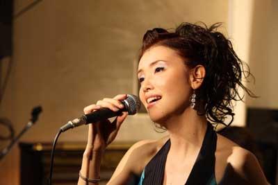 堤田さんのライブ