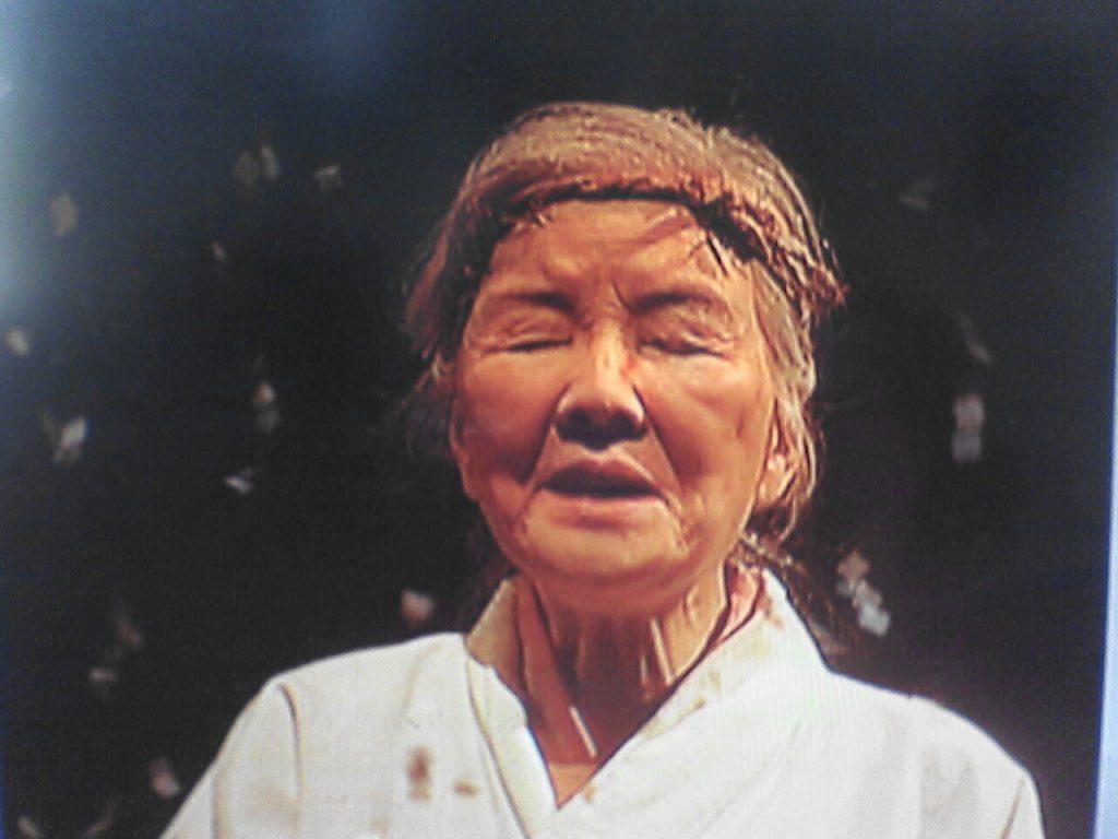 北林谷栄さん