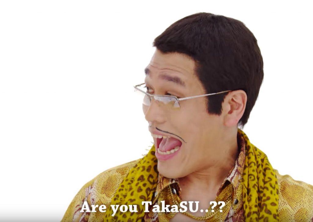 Are You TakaSU?