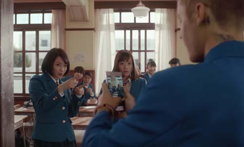 Softbankジャスティンビーバー3