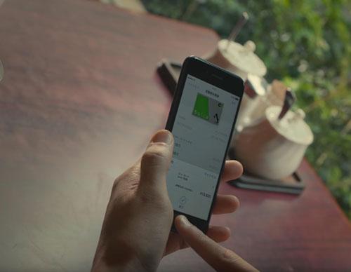 Apple PayのSuica「定期券」篇3