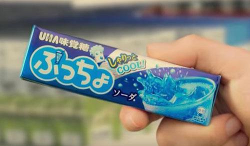 ぷっちょソーダ味