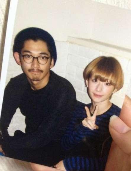 瑛太と木村カエラ