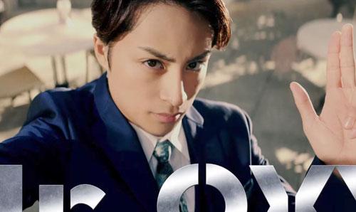 オキシーCM「自撮り」篇6