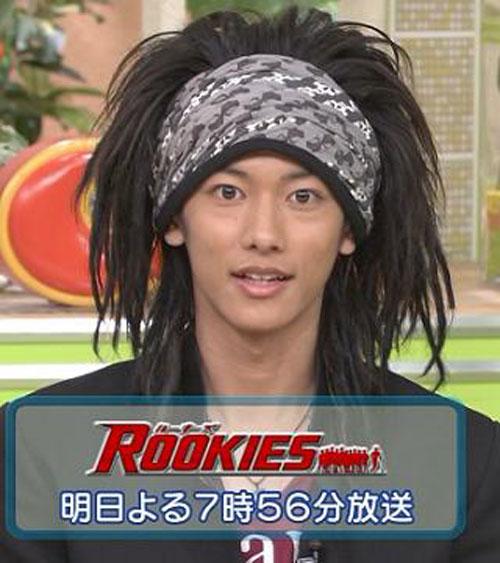 Rookiesの佐藤健