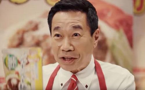 丸美屋かけうま麺用ソースのCM3