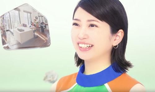 小田急不動産のCM5