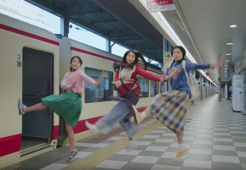西武鉄道ちちんぶいぶいCM1