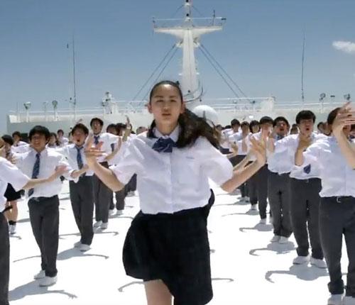 ポカリ鬼ガチダンスのCM9