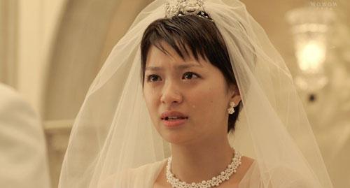 余命一ヶ月の花嫁の榮倉奈々