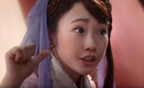au織姫のCM7