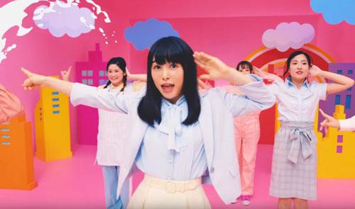 GROP桜井日奈子ダンスCM6