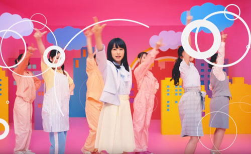 GROP桜井日奈子ダンスCM7