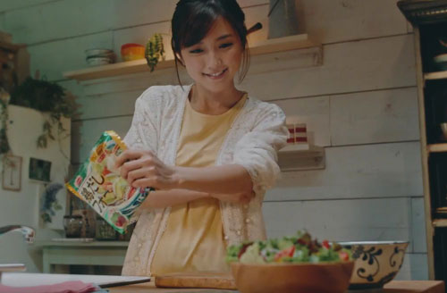 サラ子さんCM5