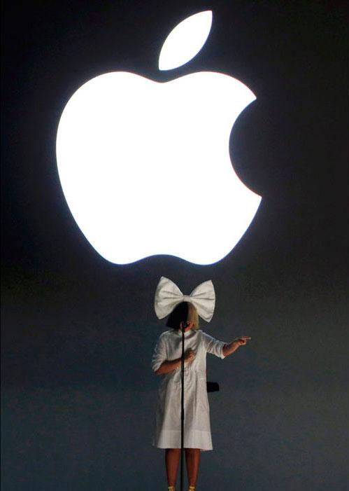 AppleのイベントのSia