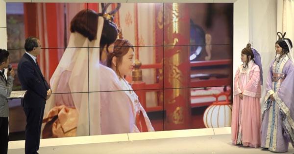 乙姫と織姫の新CM