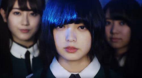 欅坂46バイトルのCM3