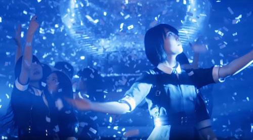 欅坂46バイトルのCM4