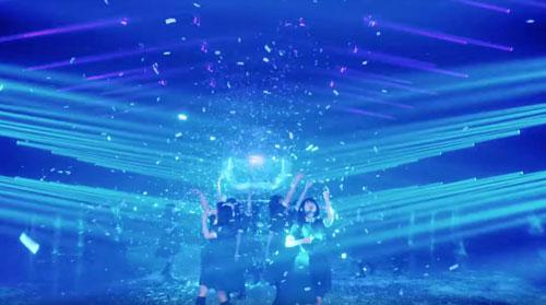 欅坂46バイトルのCM5