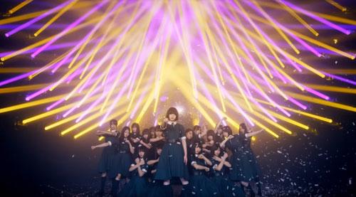 欅坂46バイトルのCM7