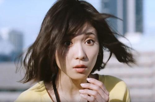 松岡茉優のエン転職のCM5