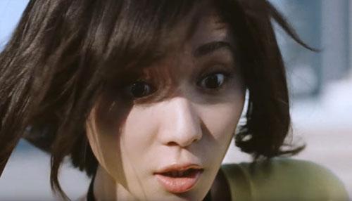 松岡茉優のエン転職のCM7