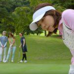 一番搾りゴルフのCM2
