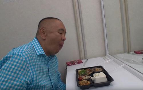 ライザップ松村邦洋の食事