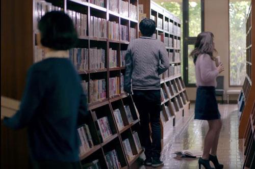 パニパニ図書館のCM6