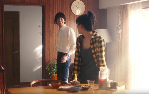 ソイジョイ夫婦のCM3