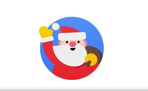グーグルホームクリスマスのCM7