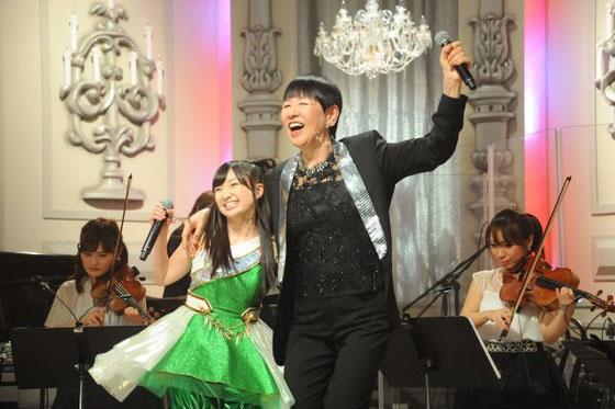 和田アキ子と有安杏果