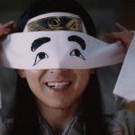 au三太郎の笑おうのCM1
