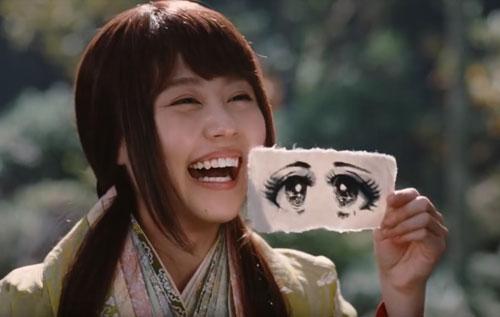 au三太郎の笑おうのCM6