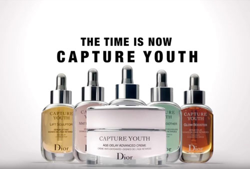 Dior CAPTURE YOUTHのCM7