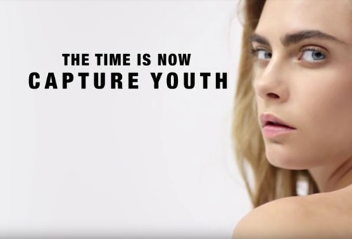 Dior CAPTURE YOUTHのCM8