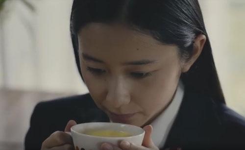 クノールカップスープのCM8