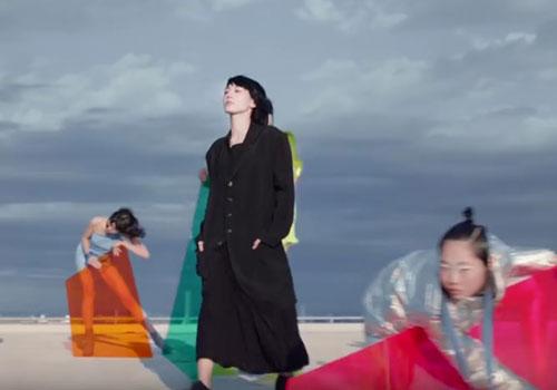 綾瀬はるか80年代のファッション