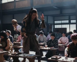 au三太郎ダンスのCM3
