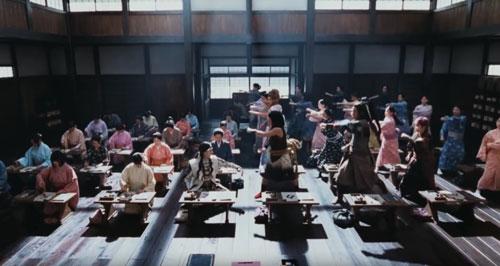 au三太郎ダンスのCM7