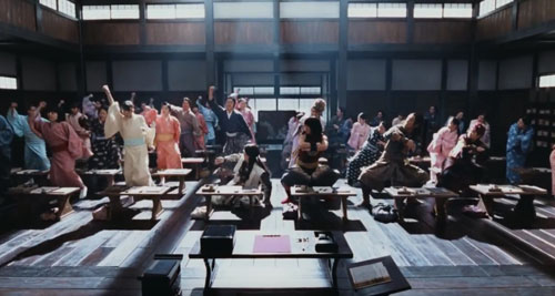 au三太郎ダンスのCM9