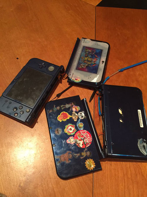 高嶋ちさ子がバッキバキにしたゲーム機