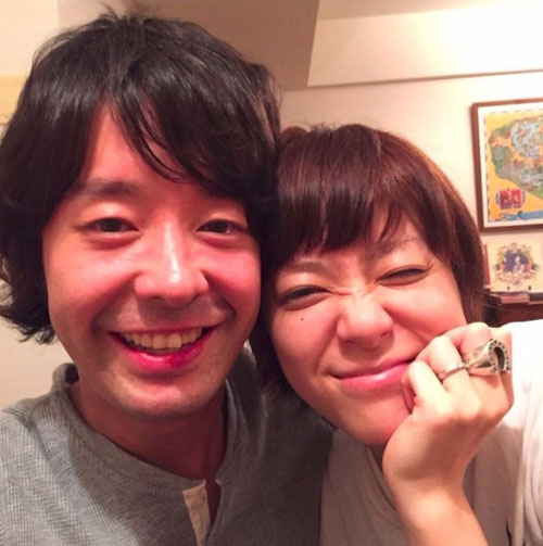 上野樹里夫婦