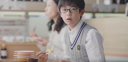 かっぱ寿司のCM4