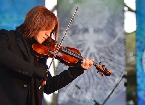 sugizouのバイオリン