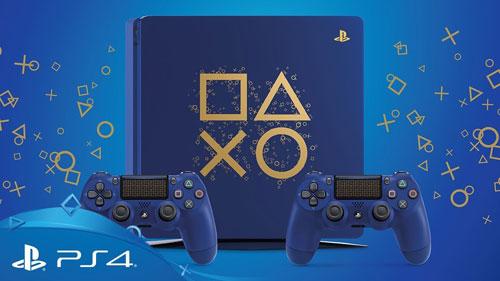 PS4限定モデル