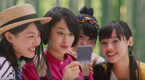 富士フィルムチェキのCM3