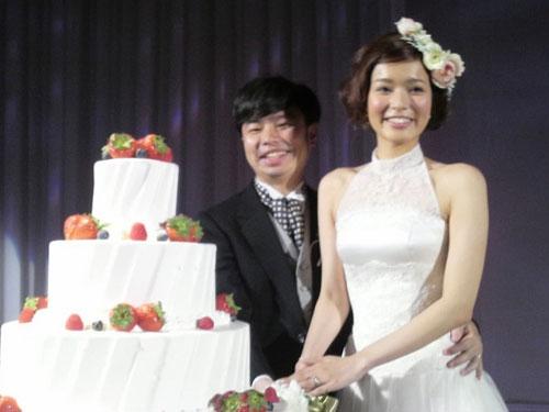 浜野謙太結婚式
