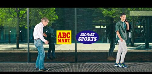 ABCマートのCM6